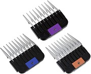 Moser AnimalLine Attachment Comb Set 6, 10, 13 mm